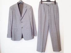 アルマーニコレッツォーニ シングルスーツ サイズ46 S メンズ グレー