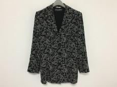 ドルチェアンドガッバーナ 長袖シャツブラウス サイズ40 M 黒×白