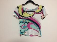エミリオプッチ 半袖Tシャツ サイズS S レディース美品  ショート丈