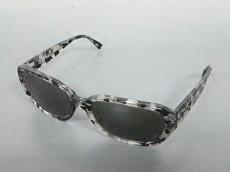 Ray-Ban(レイバン) サングラス W2542 クリア×黒 プラスチック
