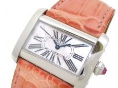 カルティエ 腕時計 タンクミニディヴァン W6301455 レディース