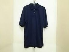 ポロラルフローレン 半袖ポロシャツ サイズS メンズ美品  ネイビー