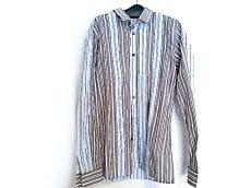 ボッテガヴェネタ 長袖シャツ サイズ52 L メンズ美品