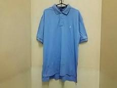 ポロラルフローレン 半袖ポロシャツ サイズL メンズ ブルー