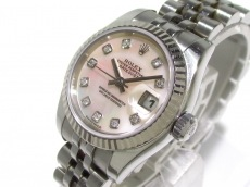 ROLEX(ロレックス) 腕時計 デイトジャスト 179174NG レディース