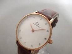 ダニエルウェリントン 腕時計 - P470A900 レディース