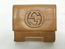 GUCCI(グッチ)/Wホック財布