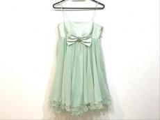 aimer(エメ) ドレス サイズ9 M レディース美品  ライトグリーン