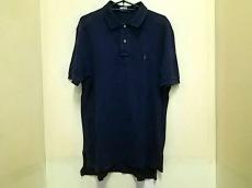 ポロラルフローレン 半袖ポロシャツ サイズL メンズ ネイビー