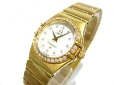 オメガ 腕時計美品  コンステレーションミニ 1167.75 レディース