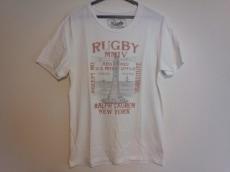 ラルフローレンラグビー 半袖Tシャツ サイズSMALL S メンズ美品