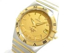オメガ 腕時計 コンステレーションパーペチュアルカレンダー 1252.10