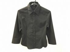 フォクシーニューヨーク 七分袖シャツブラウス サイズ40 M美品
