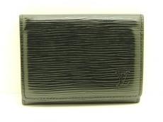 LOUIS VUITTON(ルイヴィトン) カードケース エピ M56582 ノワール
