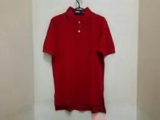 ポロラルフローレン 半袖ポロシャツ サイズM メンズ美品  レッド