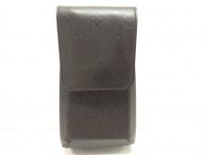 ルイヴィトン ウエストポーチ モノグラムグラセ美品  ハギー M54800
