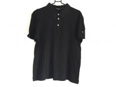 NeilBarrett(ニールバレット) 半袖ポロシャツ メンズ美品  黒