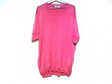 Acne(アクネ) 半袖セーター サイズS レディース ピンク