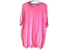 Acne(アクネ) 半袖セーター サイズXS レディース ピンク