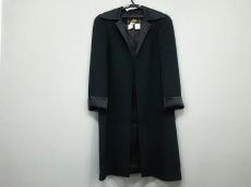 FENDI(フェンディ) コート サイズ40(IJ) レディース 黒 春・秋物