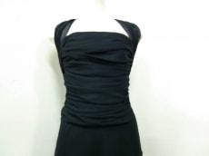 セラヴィ ワンピース サイズ9 M レディース美品  黒 ホルターネック