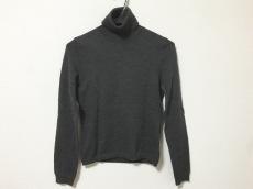 ラルフローレン 長袖セーター サイズM レディース美品  ダークグレー