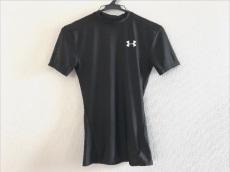 UNDER ARMOUR(アンダーアーマー) 半袖Tシャツ レディース 黒