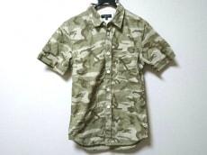 コムデギャルソンオムプリュス 半袖シャツ サイズXS メンズ 迷彩柄
