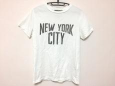 REMI RELIEF(レミ レリーフ) 半袖Tシャツ サイズS メンズ 白×黒