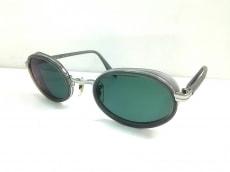 レイバン サングラス W2813 ダークグリーン×グレー×シルバー B&L