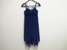 aimer(エメ) ドレス サイズ9 M レディース パープル ビーズ