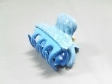 acca(アッカ) アクセサリー美品  プラスチック ブルー×ライトブルー