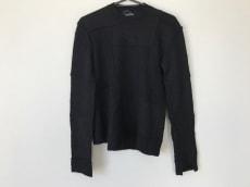 トリココムデギャルソン 長袖セーター レディース美品  黒
