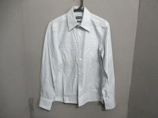 トムフォード 長袖シャツ サイズ40、153/4 メンズ ライトブルー