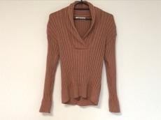 クロエ 長袖セーター サイズ40 M レディース美品  ピンクブラウン