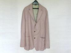 ランバンコレクション ジャケット サイズ50 XL レディース ピンク