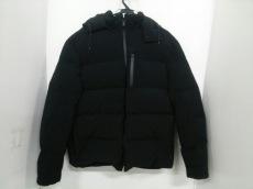 HERMES(エルメス) ダウンジャケット サイズ52 メンズ 黒 冬物