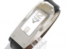 エルメス 腕時計 ケリーII KT1.210 レディース ドゥブルトゥール/□I