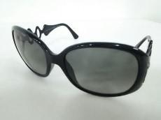 エミリオプッチ サングラス EP604S 黒×白×ダークブラウン