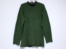 ヨウジヤマモト 長袖セーター サイズM メンズ グリーン POUR HOMME