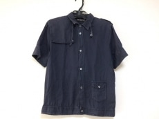 ニールバレット 半袖シャツ サイズxs XS メンズ ネイビー