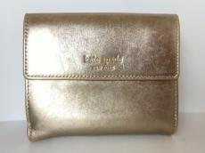 Kate spade(ケイトスペード)/2つ折り財布