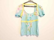 アンナモリナーリ 半袖Tシャツ サイズI42 M レディース 花柄
