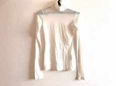ヨウジヤマモト 長袖カットソー サイズ2 M レディース美品  白