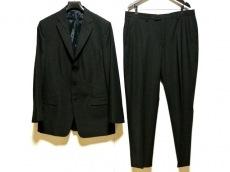 VERSACE(ヴェルサーチ) シングルスーツ サイズ56 メンズ 黒