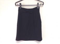 マッキントッシュフィロソフィー スカート サイズ36 M レディース 黒