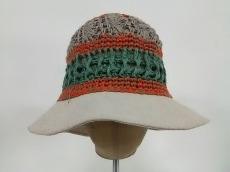 ノースフェイス 帽子 M ノマドサマーニットハット NN01459 麻