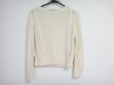 メゾンキツネ 長袖セーター サイズXS レディース美品  アイボリー