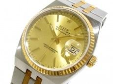 ロレックス 腕時計 デイトジャスト 17013 メンズ SS×K18YG/11コマ