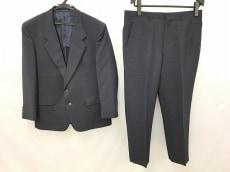 LONNER(ロンナー) シングルスーツ メンズ ダークネイビー ネーム刺繍